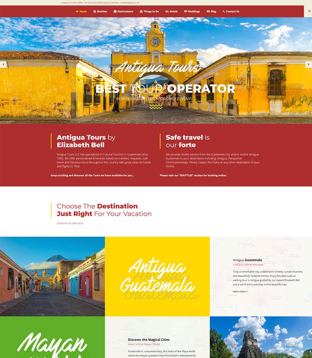 Antigua Tours by Elizabeth Bell
