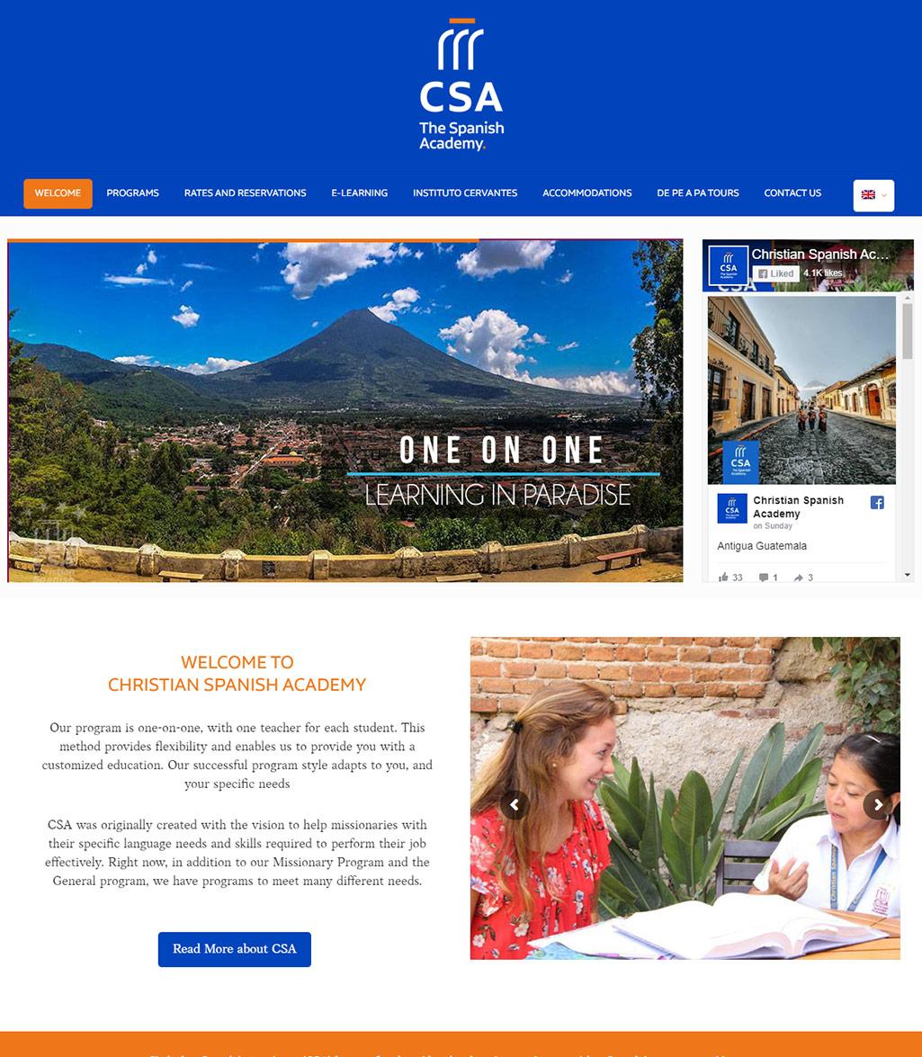 Christian Spanish Academy
